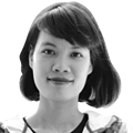 Journalist Hoang Phuong
