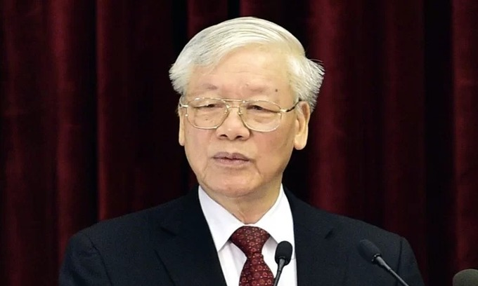 Vietnam leader wants Party to analyze East Sea situation