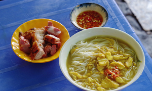 Chau Doc Town's 6 distinctive dishes