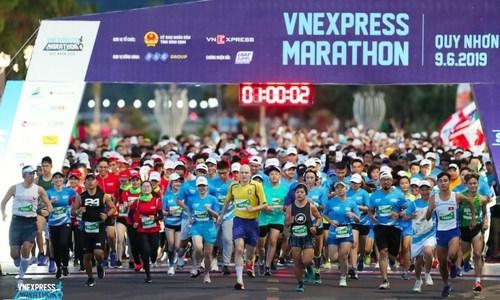 VnExpress Marathon sets June 2020 return