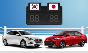 South Korean, Japanese cars race for Vietnamese buyers