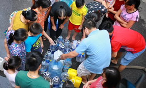 Tap water safe, but don't use it just yet: Hanoi officials