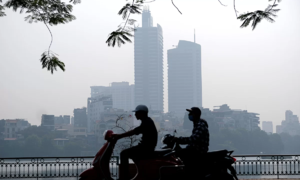 Hanoians, Saigonese want more done to improve air quality