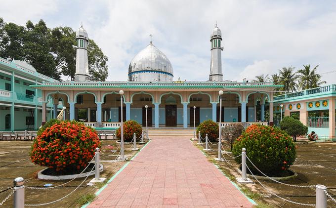 The Mas Jid Khay Ri Yah