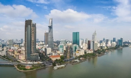 Apartment prices rising faster than rents in Saigon