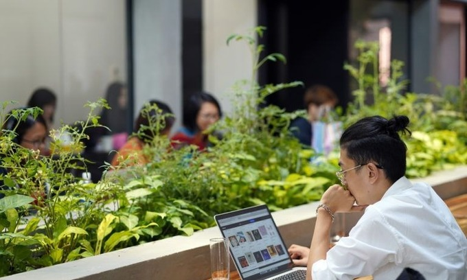Coworking spaces expand in downtown Saigon