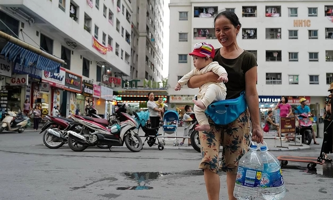 Hanoi declares water supply safe for consumption