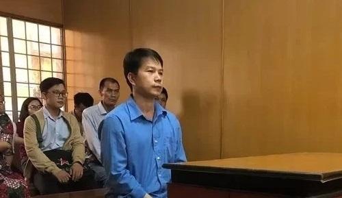 Former cop jailed for blackmailing Vietnamese banker