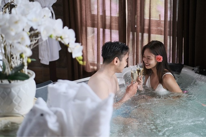 Mecure Danang French Village Bana Hills named Asia Luxury Honeymoon Hotel - 6
