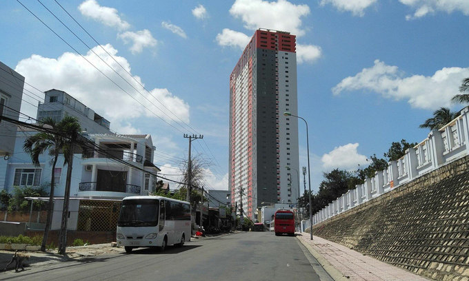 Cancel contracts with 20 foreigners, Nha Trang property developer told