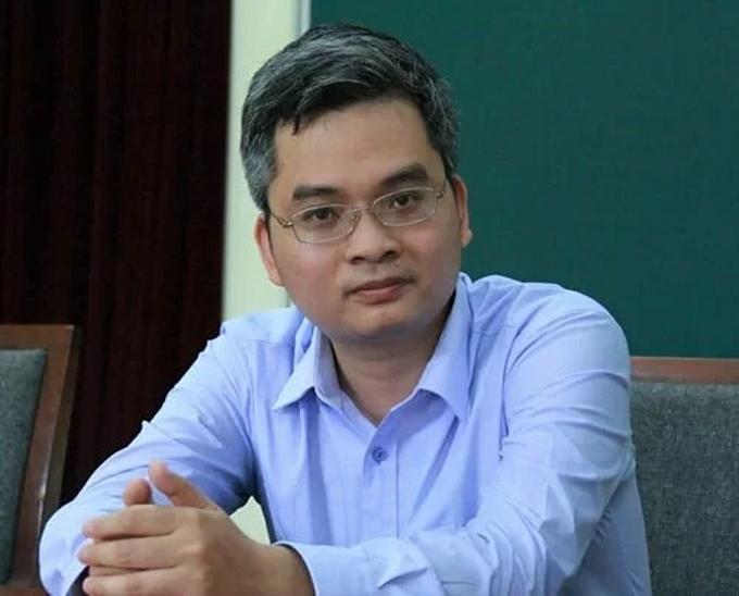 Vietnamese math professor Pham Hoang Hiep, 37. Photo courtesy of Pham Hoang Hiep.