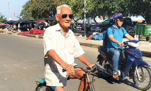 Mekong Delta centenarians show a youthful zest for life