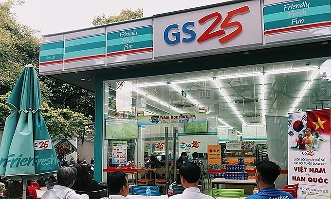South Korean convenience store chain launches franchise in Vietnam