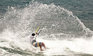 Interest in kitesurfing soars in sun-bathed Phan Rang