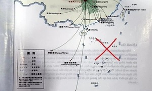 China trying to etch nine-dash line in Vietnamese minds