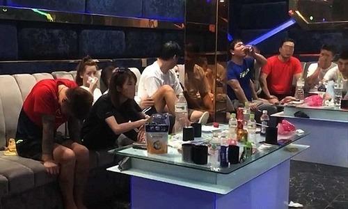 25 foreigners held in Da Nang drug abuse crackdown