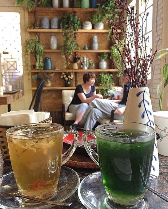 Say it quietly: Hanoi has at least five noiseless cafés - 3