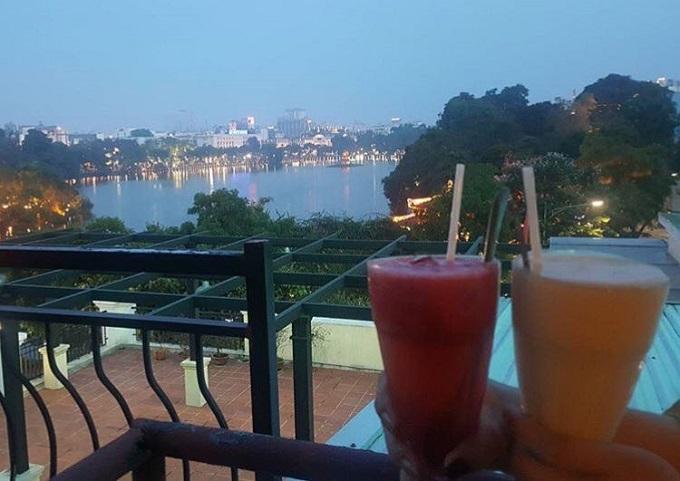 Say it quietly: Hanoi has at least five noiseless cafés - 4