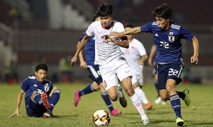 U19 Vietnam boys enter AFC championship finals