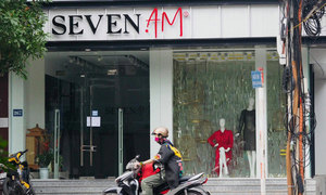 Fashion chain closes Hanoi outlets over label fraud suspicions