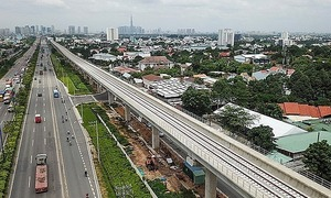 Saigon cuts first metro line costs by $147 million