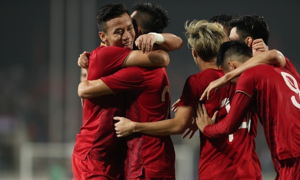 Vietnam have long way to go after UAE victory: coach Park