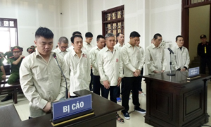 Vietnam sentences five to death for drug trafficking