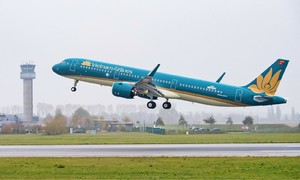 Vietnam Airlines to fly non-stop from Hanoi to Macau