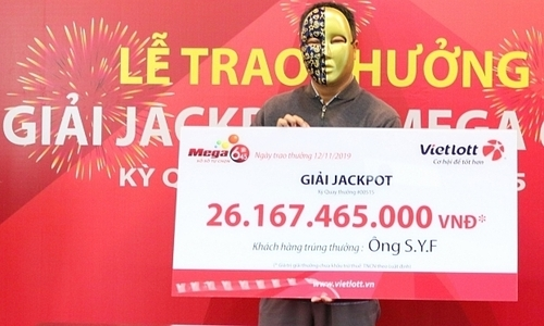 Foreign man wins $1.1 million lottery