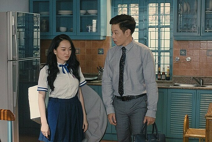 A still cut from the movie. Photo by Osaka Asian Film Festival.