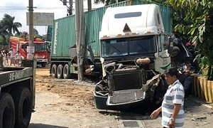Truck driver gets 14 years in prison for fatal accident