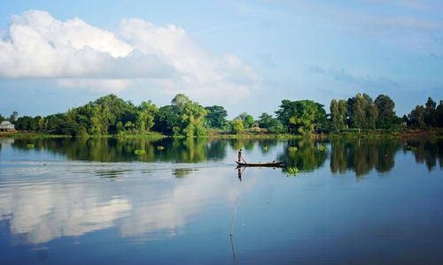 Vietnam's God Lake