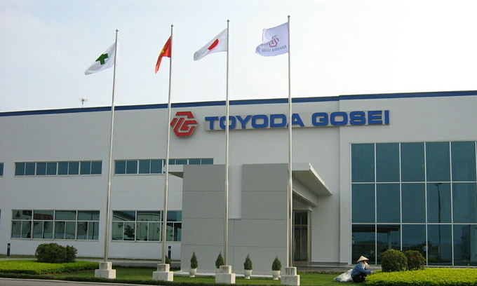 Toyota subsidiary to set up another airbag plant in northern Vietnam