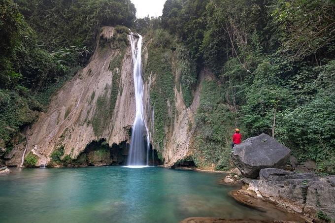Khuoi Nhi Waterfall/Shutterstock/De Quang Nguyen Vinh.