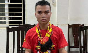 Hanoi man fined for setting off flare after Vietnam-UAE match