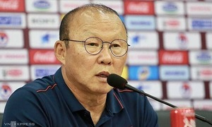 Coach prescribes zero pressure for Vietnam ahead of Thailand clash