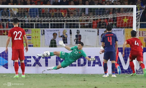 Vietnam, Thailand draw in World Cup qualifiers