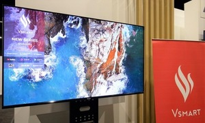 Vingroup unit partners with Google to make TVs