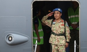 Vietnamese military doctors leave for UN field hospital in South Sudan