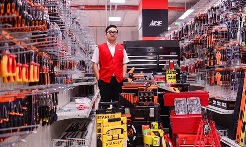 US retailer Ace Hardware enters Vietnam