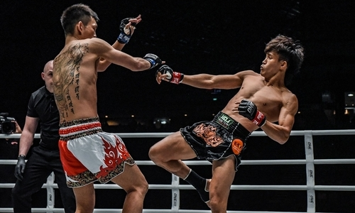 Vietnam Muay Thai ace knocks out Japanese champ at Singapore ONE Championship