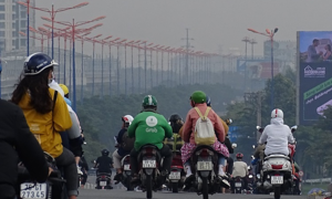 Saigon to check motorbike emissions in 2020