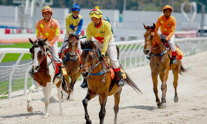 Da Nang wants $2 bln golf course, horse racing track