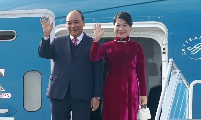 Vietnamese PM in South Korea for ASEAN-Korea summit