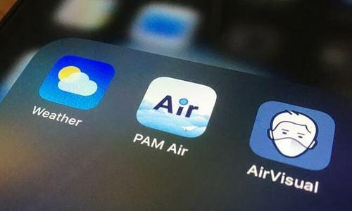 Vietnamese air monitoring app wins international tech award