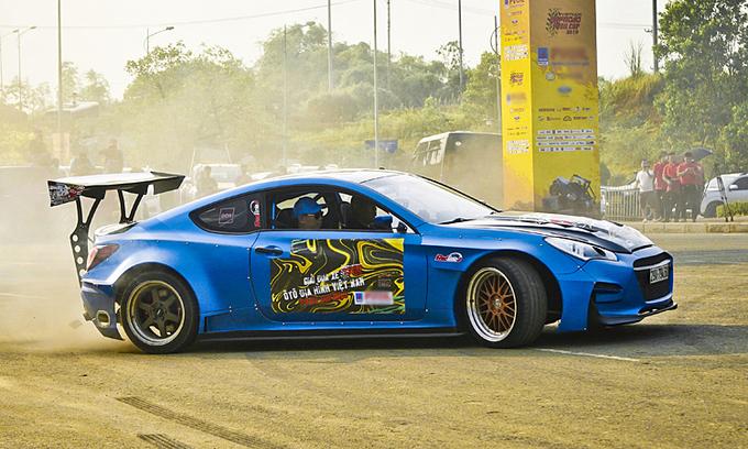 Gymkhana motorsport to make Vietnam debut next week