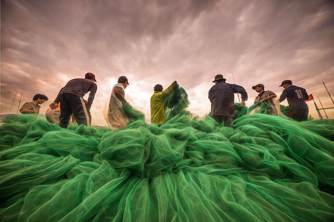 Vietnamese photographers turn NatGeo page turners