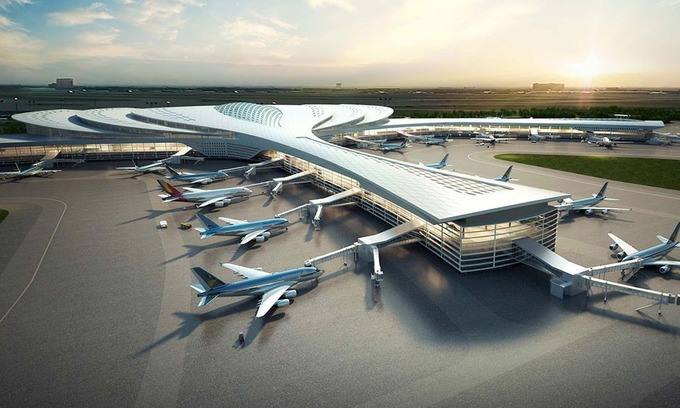Lawmakers approve $4.8 billion first phase of Long Thanh airport