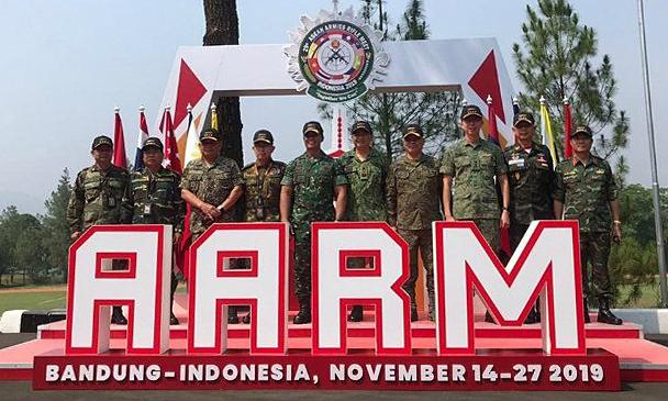 Vietnam finishes third in regional army rifle tournament