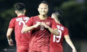 SEA Games: Vietnam continues impressive run, beating Laos 6-1